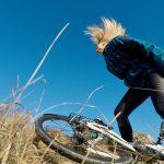 Pyöräilemässä