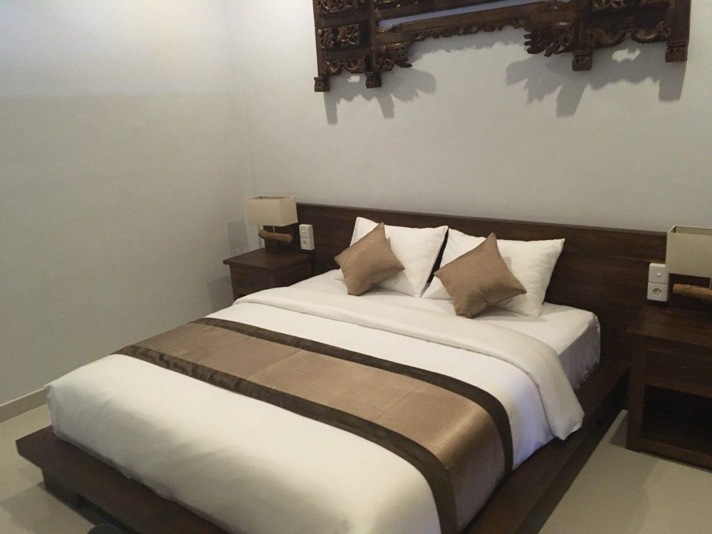 parisänky Balin homestayssä
